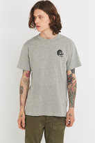 Cheap Monday Fantastic Small Skull Grey T-shirt