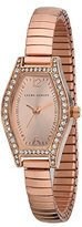 Laura Ashley Women's LA31010RG Analog Display Japanese Quartz Rose Gold Watch