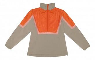 HOLZWEILER Orange Viscose Jackets