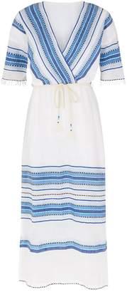 Lemlem Welela Stripe Kaftan Dress