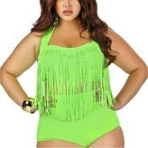 Ya Lida Add fertilizer to increase code tassel waist bikini