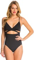 Vince Camuto Polish Cut Out One Piece Swimsuit 8142816