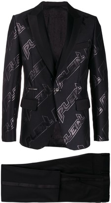 Philipp Plein Space three-piece suit