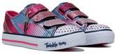 Skechers Kids' Twinkle Toes Fresh N Fab Sneaker Preschool