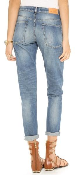 Levi's Marker Tapered Boyfriend Jeans