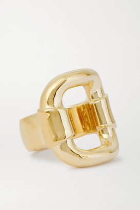 Jennifer Fisher Belt Gold-plated Ring - 5