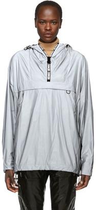 Ienki Ienki Grey Anorak Jacket