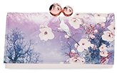 Ted Baker Ariana Misty Mountains Matinee Wallet