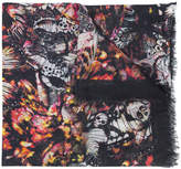Barbara Bui butterfly print scarf