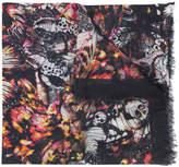 Barbara Bui butterfly print scarf