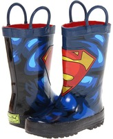 Western Chief Superman Forever Rainboot Boys Shoes