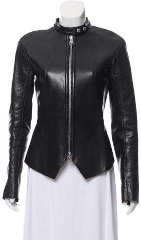 Tom Ford Fitted Leather Jacket