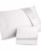 Charter Club CLOSEOUT! Damask Queen 4-pc Sheet Set, 500 Thread Count 100% Pima Cotton