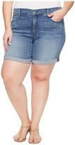 NYDJ Plus Size - Plue Size Jessica Boyfriend Shorts in Paloma Rips Women's Shorts