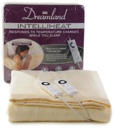 Dreamland Intelliheat Harmony Double Heated Over Blanket with Dual Control