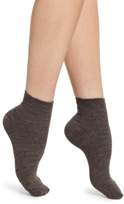 Smartwool Ribbed Merino Blend Mini Boot Socks