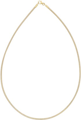 Bony Levy Ultra Thin Omega Necklace