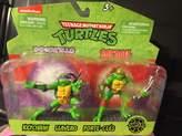 Monogram Teenage Mutant Ninja Turtles Collectible Figurines Assorted (Donatello & Raphael)