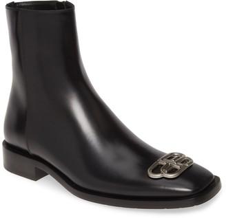 Balenciaga Jive Zip Boot
