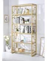 Everly Quinn Borum Etagere Bookcase Quinn