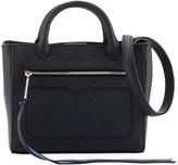 Rebecca Minkoff Avery Mini Leather Crossbody Bag