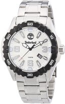 Timberland TBL.13899JSSB/04M - Men's Watch, Stainless Steel, Silver Color
