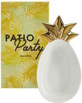 Very Ceramic Pineapple Serving Bowl