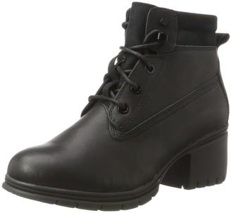 CAT Footwear Women's Destiny Boots Black Black 6 UK 39 EU
