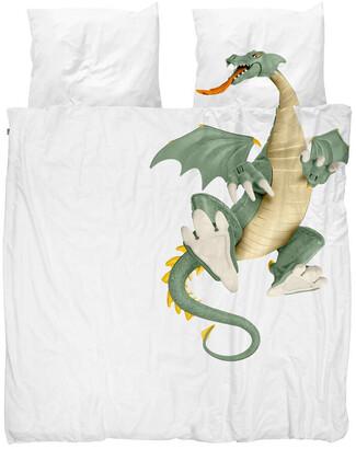 Snurk - Dragon Duvet Cover - Double