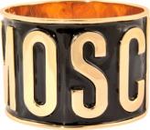 Moschino enamel Cuff