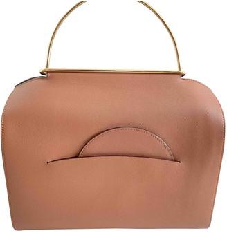 Roksanda Camel Leather Handbags