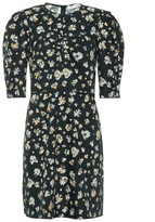 See by Chloe Floral-printed cotton dress