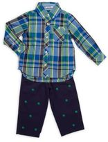 Hartstrings Little Boy's Shirt & Pants Set