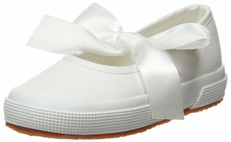 Superga Girls 2257-cotj Sling Back Ballet Flats