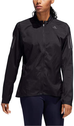 adidas Women Own The Run Water-Repellent Jacket