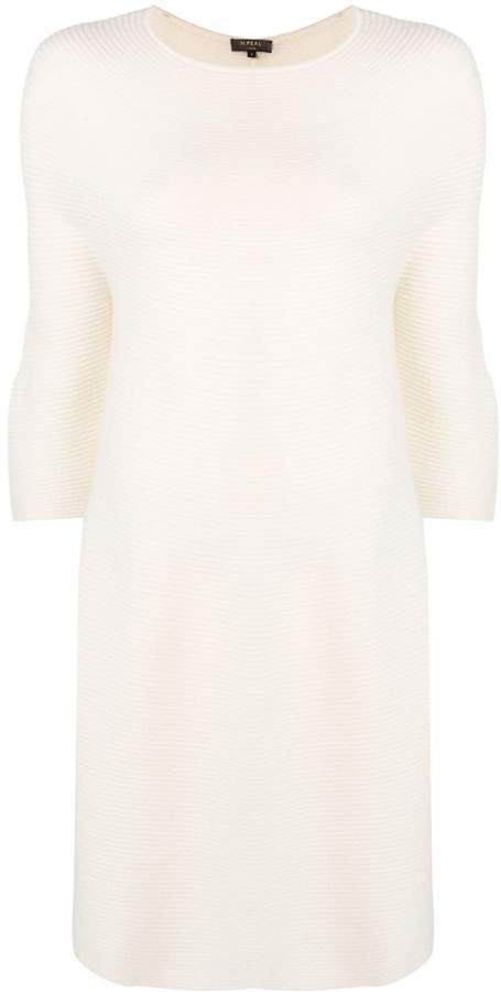 N.Peal bell sleeve knitted tunic