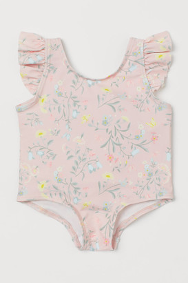 H&M Flounced swimsuit