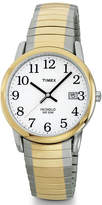 Timex Easy Reader Mens Expansion Strap Watch