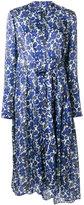 Christian Wijnants paisley floral print dress