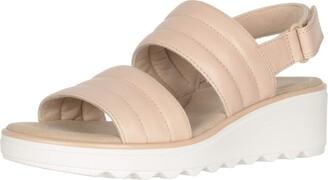 Clarks Women's Jillian Flow Wedge Sandal