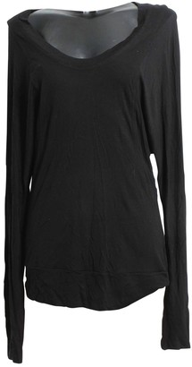 BCBGMAXAZRIA Black Top for Women