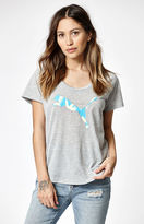 Puma Elevated Sporty Scoop Neck T-Shirt