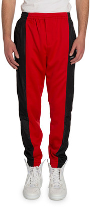Givenchy Men's Colorblock Jogger Pants
