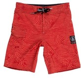 Volcom Toddler Boy's Magnetic Stone Board Shorts