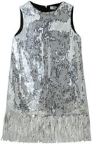 MSGM Kids Sequined dress