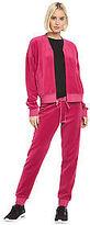 Juicy Couture Logo Velour Juicy Python Westwood Jacket