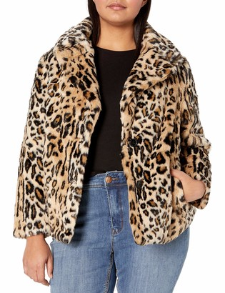 Jessica Simpson Women's Steele Cocoon Coat Jacket