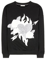 Each X Other Embroidered Cotton Sweater