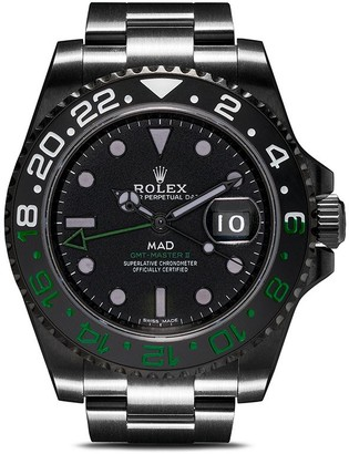 Mad Paris customised Rolex GMT Master II 47mm