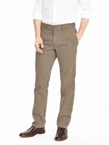 Banana Republic Aiden Mini Dobby Stretch Pant